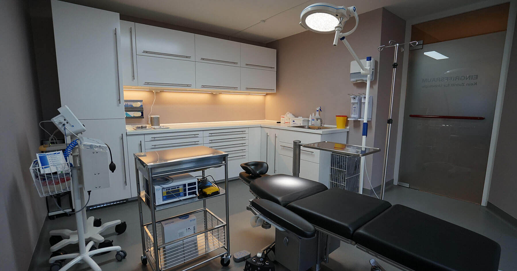 OP Bereich Plaesthetics Krefeld